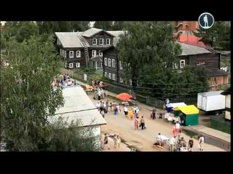 Коми. Сентиментальное путешествие на Русский Север  Часть 1 и 2.