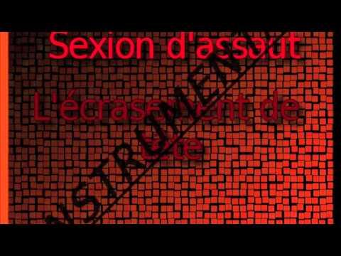 Sexion d'Assaut - Hé Merde INSTRUMENTAL