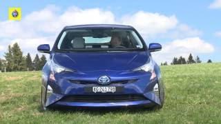 Toyota Prius 1.8 - Test de voiture
