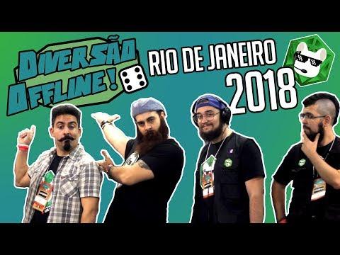 Game Chinchila no Diversão Offline RJ 2018