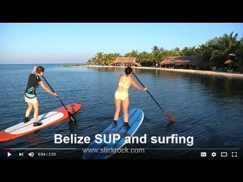 Belize Surfing & Paddle Boarding