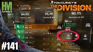 #141【 The Division 】1.7 PTS 再調整で大きく変わる!?︎ 解説 CLASSIFIED GEAR 実況
