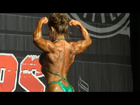 ⭐️ NPC Women's Bodybuilding Dianna Wollard in 4K
