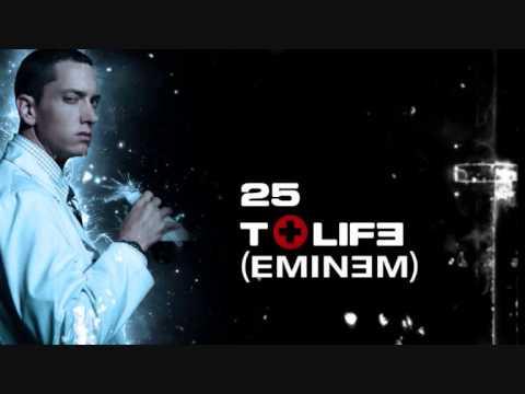 Eminem - 25 To Life (Audio)