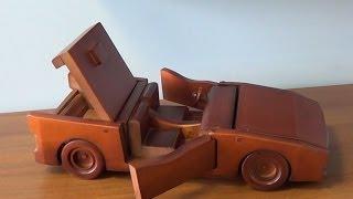 видео Деревянные развивающие игрушки для детей