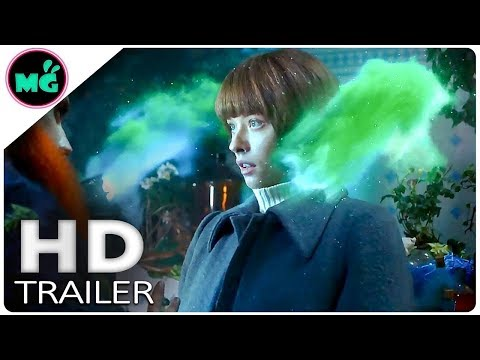 ABIGAIL Final Trailer (2019) NEW Sci-Fi Fantasy Movie HD