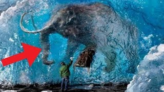 5 5 Strange &amp Mysterious Things Frozen In Ice (Hindi)