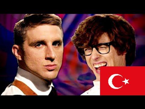 James Bond vs Austin Powers Epic Rap Battles of History (Türkçe / Turkish CC)