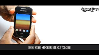 How to Samsung Galaxy Young 2 G130HN hard reset