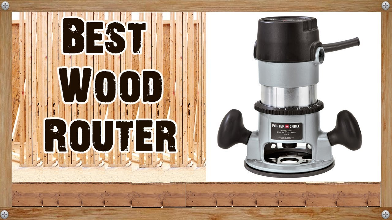 5 best wood router reviews 2017 2018 top picks and. Black Bedroom Furniture Sets. Home Design Ideas