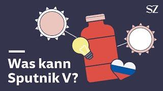 Russischer Impfstoff: Wie funktioniert Sputnik V?