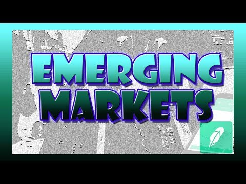 Emerging Markets Funds HIGH RISK = HIGH REWARD! | Robinhood Investing