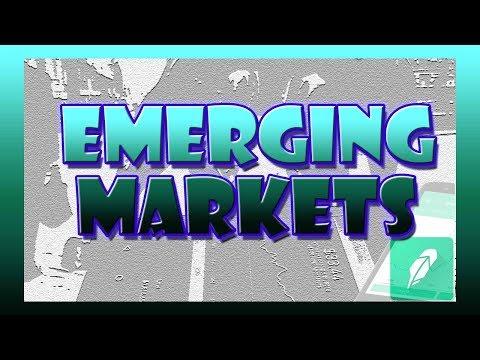 Emerging Markets Funds HIGH RISK = HIGH REWARD! | Robinhood Investing