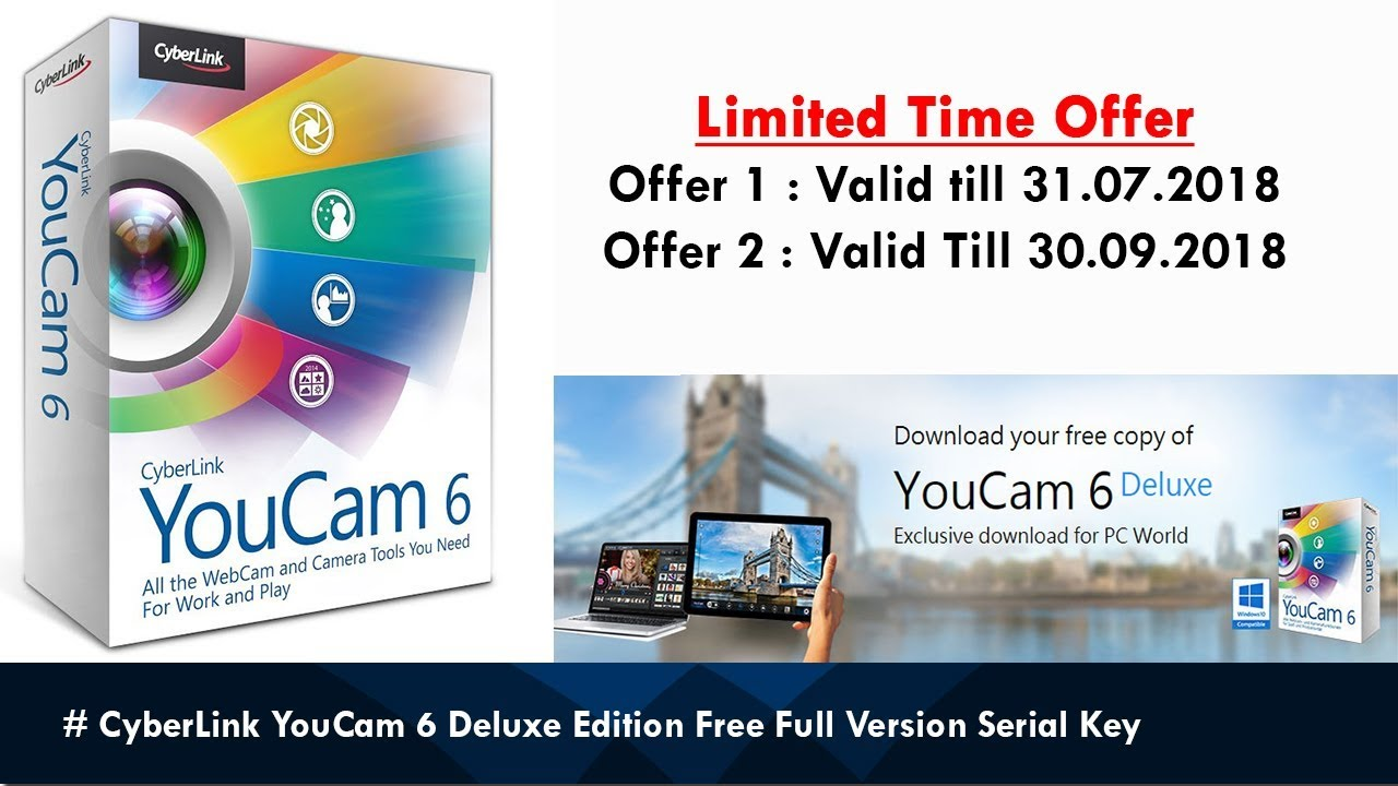 Download free cyberlink youcam 4 deluxe full version with crack l.