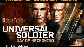 Universal Soldier Day Of Reckoning Trailer 2