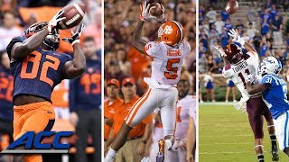 Top 4 Wide Receiver Units In The ACC
