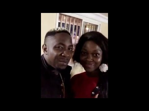 STANLEY ENOW sings Adore You for his Girl Friend
