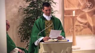 Die Armen zeigten mir meine Priesterberufung - Predigt der Montagsmesse Heiligenkreuz (23.11.2015) thumbnail