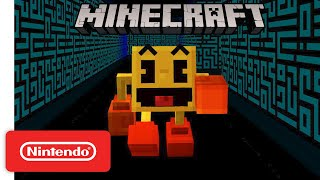 PAC-MAN Comes to Minecraft! - Nintendo Switch