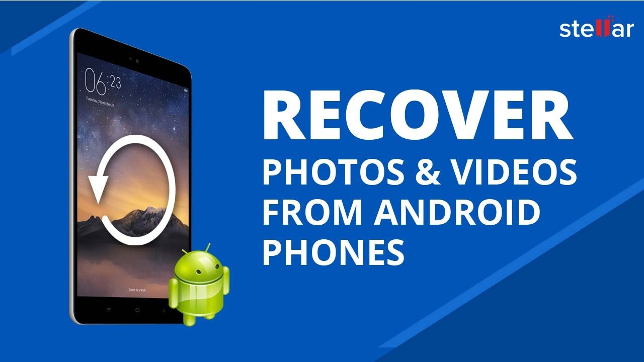 sd card photo recovery android