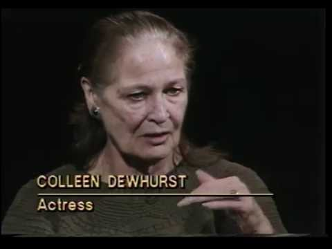 Spotlight - Colleen Dewhurst, Part 1