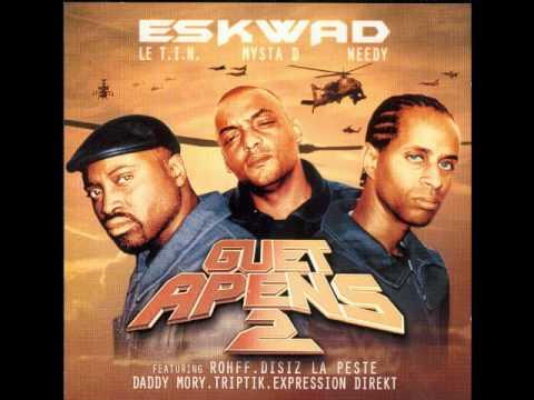 Eskwad - Le Pacte Des Fous ft. Triptik & Disiz La Peste poster
