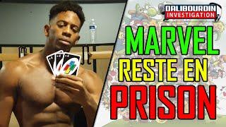 AFFAIRE MARVEL FITNESS - IL RESTE EN PRISON & ALINE DESSINE ENCOURS 10 ANS DE PRISON POUR FAUX