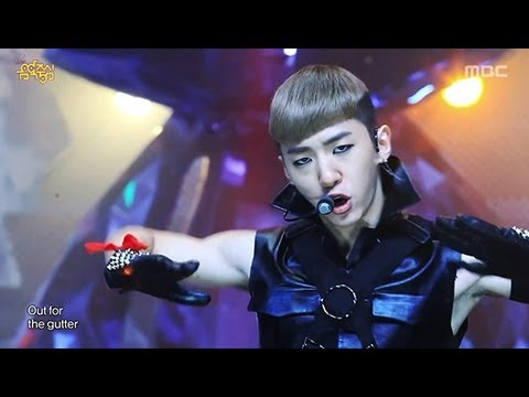 B.A.P(ComeBack Stage) - One Shot, 비에이피(컴백 무대) - 원샷, Music Core 20130216