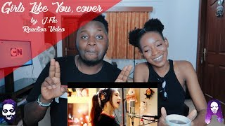 Download lagu Maroon 5 Girls Like You REACTION VIDEO MP3