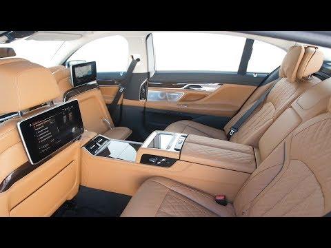 2020 BMW 7 Series Luxury Interior , Exterior Design