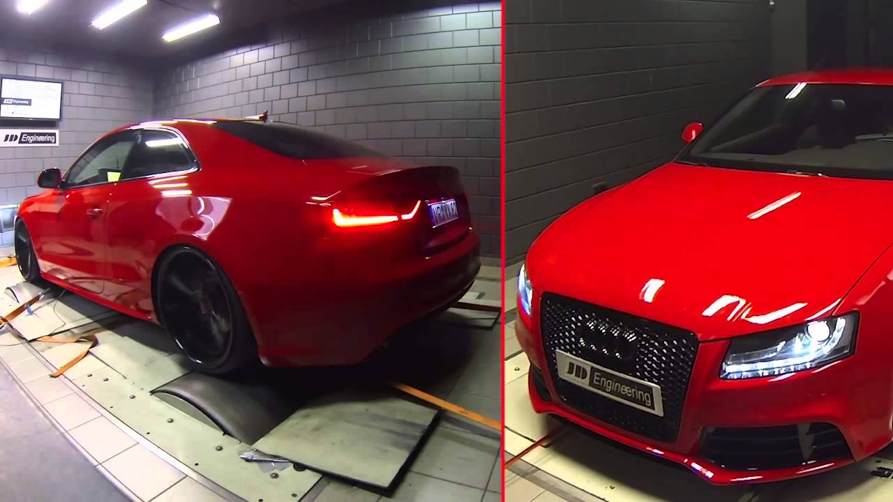 audi a5 3 0 tdi 380 ps 725nm by jdengineering youtube. Black Bedroom Furniture Sets. Home Design Ideas