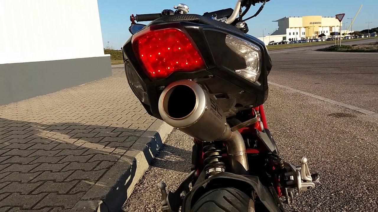Akrapovic 125 Benelli Tnt – Moto Image Ideas