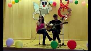 Кравц-Обнуляй (исполняют Илья и Лена)