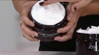 Josie Maran Argan Oil Super-size 19oz Whipped Body Butter On QVC