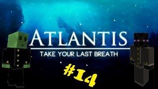 """[Minecraft] Map Survie - Atlantis (Episode 14) - """"Tout à fait pas logique du tout"""""""