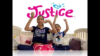 JUSTICE SHOPPING HAUL : JUSTICE #TheSinghSisters #Shoppinghaul #Justice #Fun : The Singh Sisters