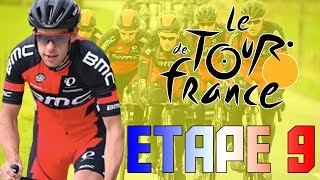 TOUR DE FRANCE 2016 | Etape 9 | Vielha val d'Aran - Andorra Arcalis(, 2016-07-10T10:00:03.000Z)