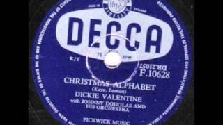 Dickie Valentine - Christmas Alphabet