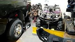 Shop tour Richies Truck and Auto diesel shop Hicksville New York Nassau county long island
