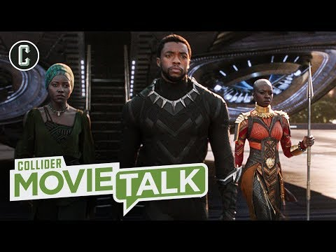 Black Panther: How Long Can It Stay #1 at the Box Office? - Movie Talk