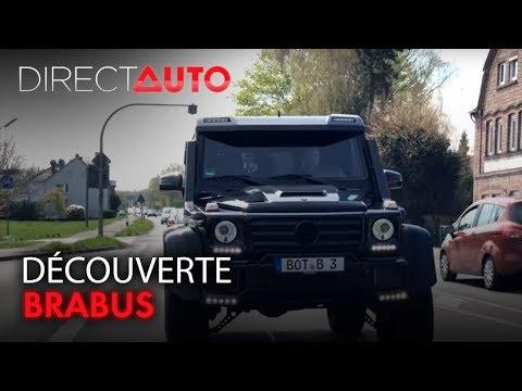 Brabus : Les Mercedes De L'extrême !