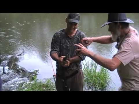 Kentucky redneck outdoors fishing and noodling youtube for Kentucky out of state fishing license