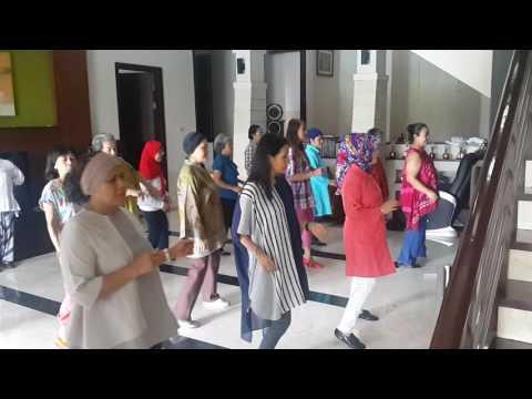 Anggrek Bulan Line dance