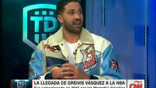 TD Entrevista a Greivis Vásquez. Su carrera, altas, bajas, formación, lesiones y situación actual