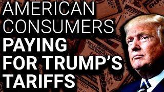 China Isn't Paying Trump's Tariffs, We Are