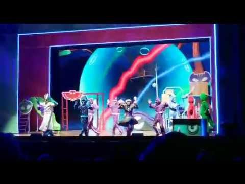 DISNEY PJ MASKS LIVE! MUSIC THEATRE PERFORMANCE!