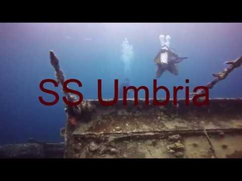 SS Umbria wreck dive