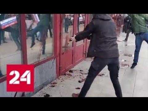 В Киеве украинские