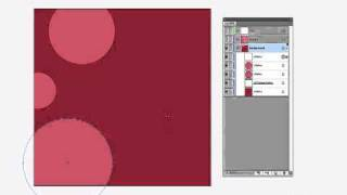 Layer Clipping Masks in Illustrator