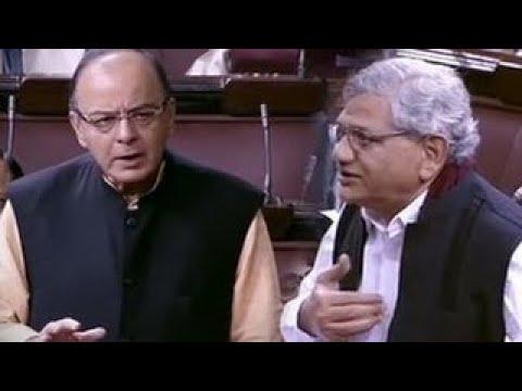 Arun Jaitley: Finance Minister Comments on Jawaharlal Nehru University Incident